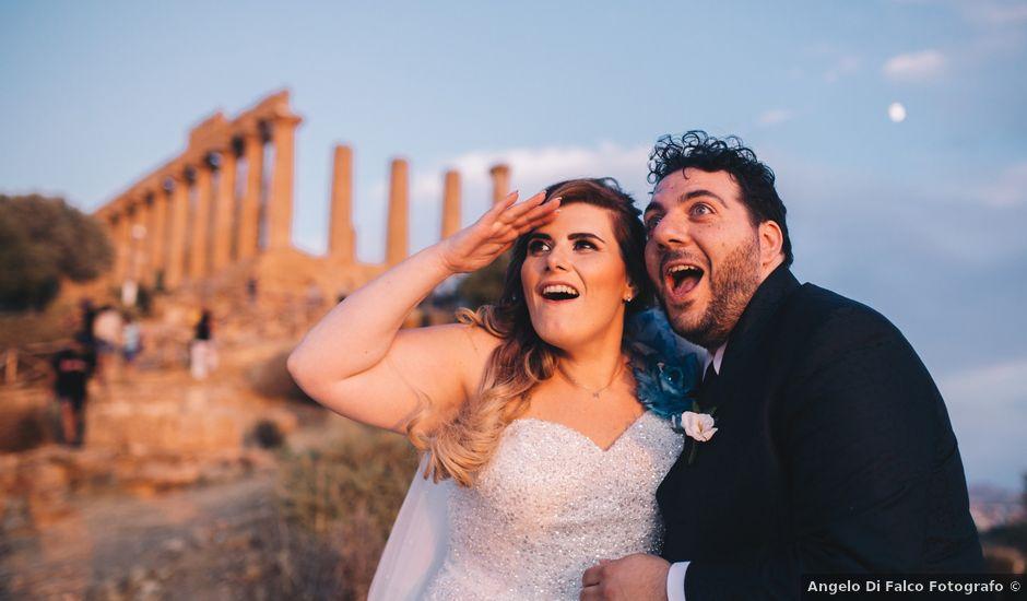 Il matrimonio di Antonio e Valeria a Agrigento, Agrigento