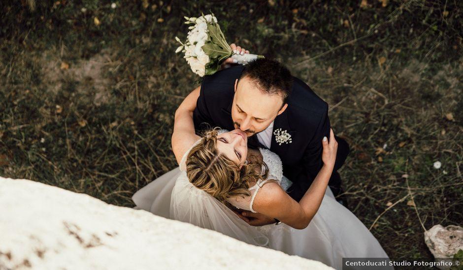 Il matrimonio di Giuseppe e Claudia a Salandra, Matera