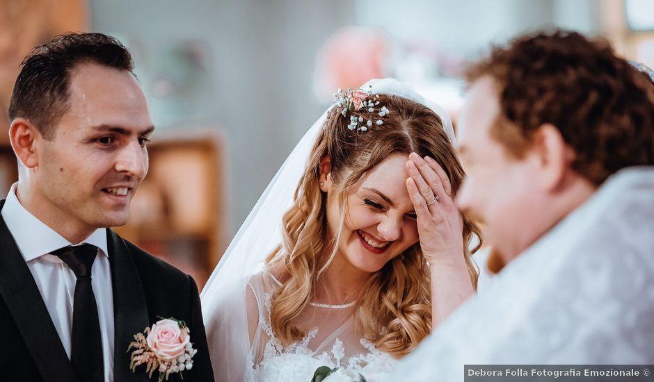 Il matrimonio di Nunzio e Svetlana a Lecco, Lecco