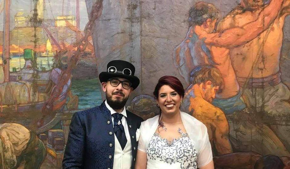Il matrimonio di Enrico e Sara a Ponte nelle Alpi, Belluno