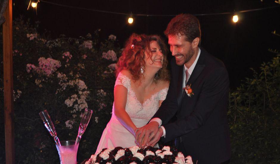 Il matrimonio di Francesco e Martina a Roma, Roma