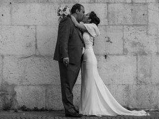 Le nozze di Tiziana e Luis