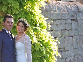 Le nozze di Fabiana e Francesco