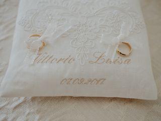 Le nozze di Luisa e Vittorio 1