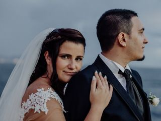 Le nozze di Luisa e Vittorio