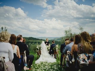Le nozze di Nathalie e Florian