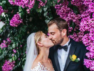 Le nozze di Lisa e Leonard