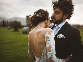 Le nozze di Paola e Albino