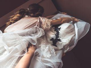 Le nozze di Jessica e Mauro 1
