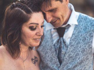 Le nozze di Jessica e Mauro