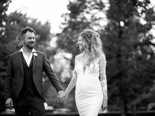Le nozze di Gianmarco e Debora
