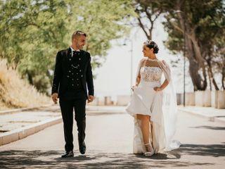 Le nozze di Sabrina e Vincenzo 1