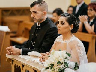 Le nozze di Sabrina e Vincenzo