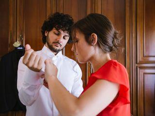 Le nozze di Arianna e Alessandro 1