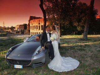 Le nozze di Martina e Flavio