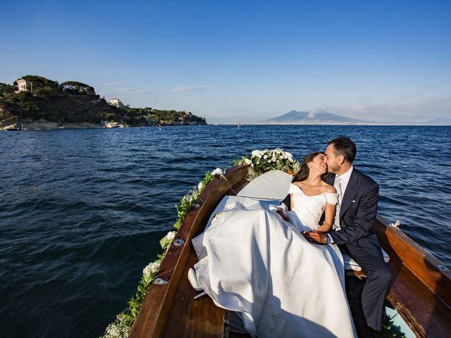 le nozze di Massimo e Martina