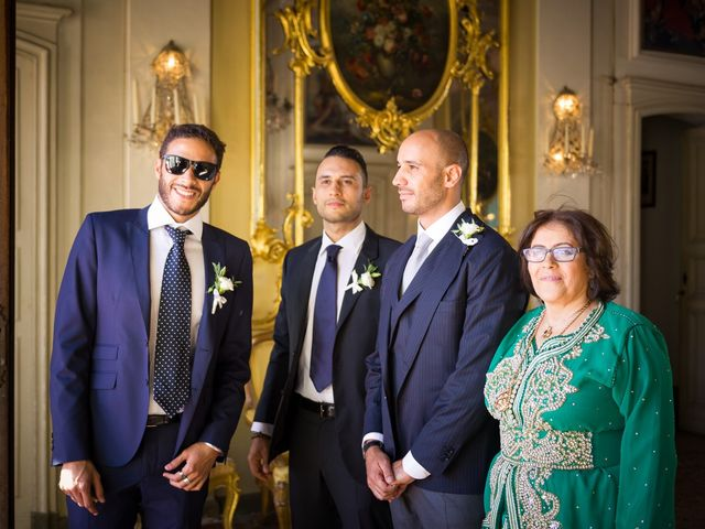Il matrimonio di Soufiane e Federica a Parma, Parma 12