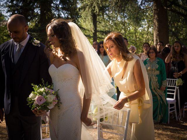 Il matrimonio di Soufiane e Federica a Parma, Parma 17