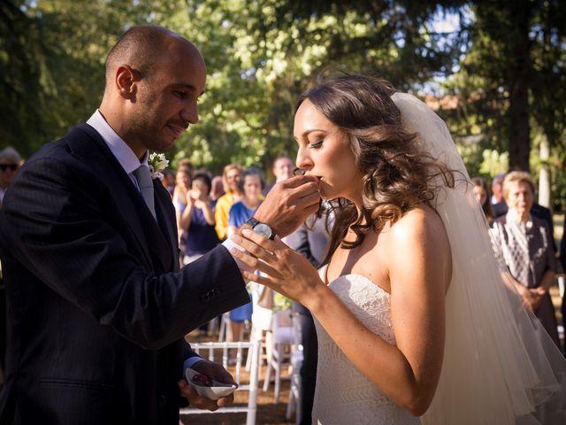 Il matrimonio di Soufiane e Federica a Parma, Parma 21