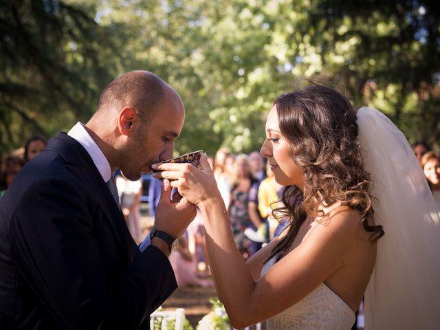 Il matrimonio di Soufiane e Federica a Parma, Parma 23