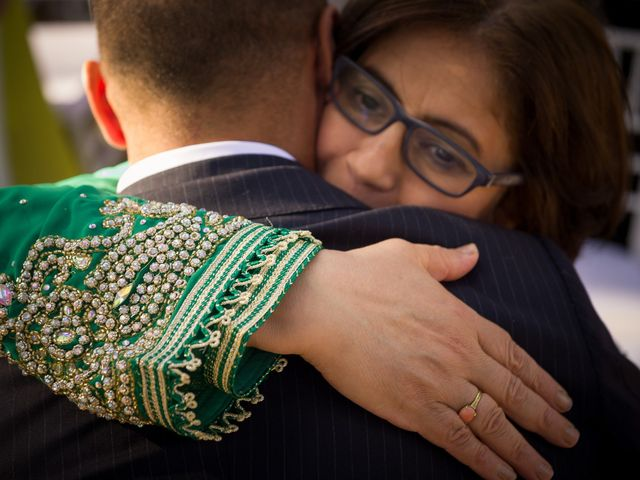 Il matrimonio di Soufiane e Federica a Parma, Parma 25