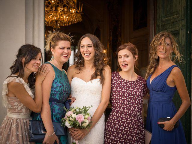Il matrimonio di Soufiane e Federica a Parma, Parma 39