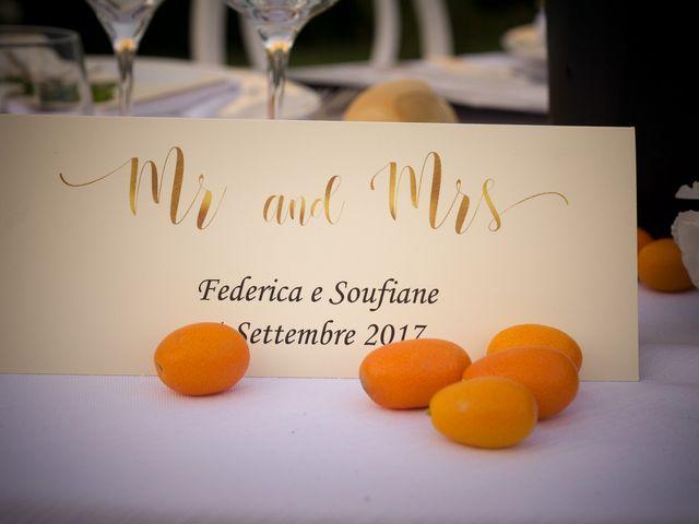 Il matrimonio di Soufiane e Federica a Parma, Parma 43