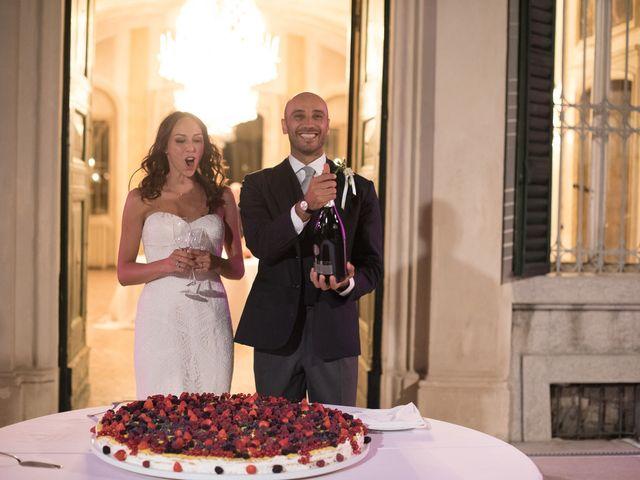Il matrimonio di Soufiane e Federica a Parma, Parma 56