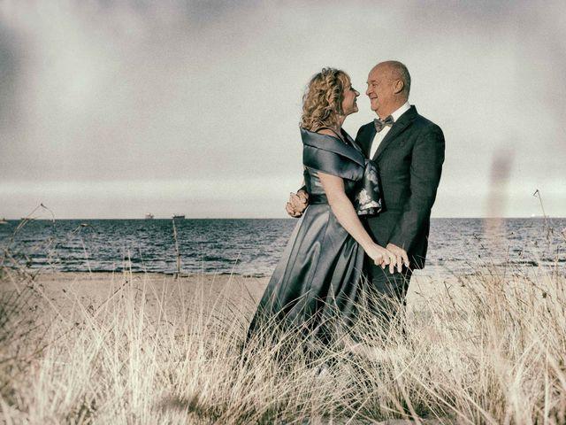 le nozze di Monica e Oscar