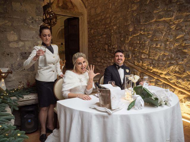 Il matrimonio di Enzo e Elena a Limatola, Benevento 34
