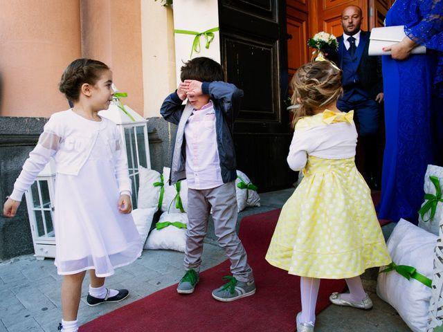 Il matrimonio di Giuseppe e Anna a Acireale, Catania 2