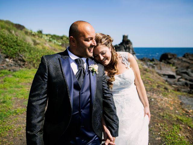 Il matrimonio di Giuseppe e Anna a Acireale, Catania 15