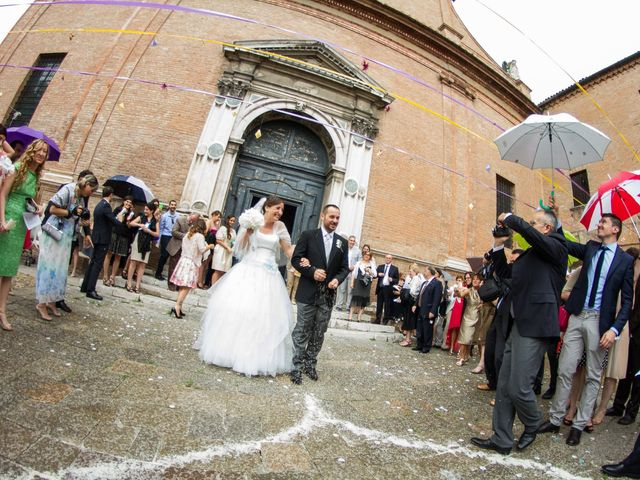 Il matrimonio di Mauro e Valentina a Bondeno, Ferrara 33