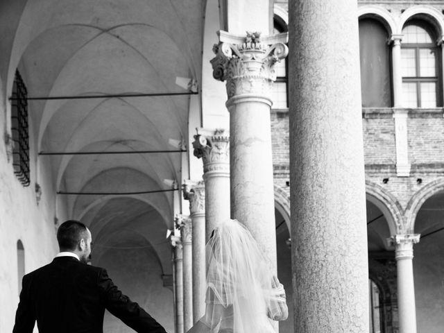 Il matrimonio di Mauro e Valentina a Bondeno, Ferrara 40