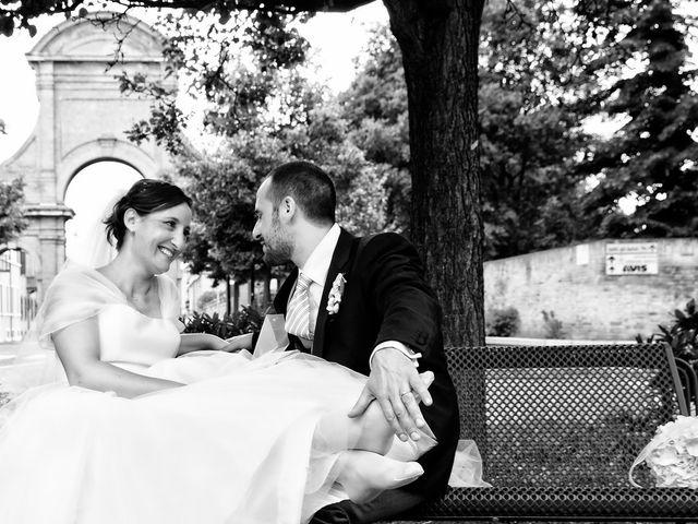 Il matrimonio di Mauro e Valentina a Bondeno, Ferrara 2