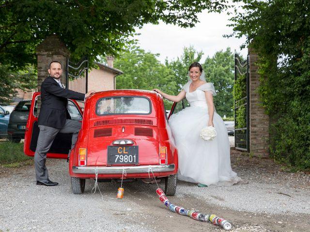 Il matrimonio di Mauro e Valentina a Bondeno, Ferrara 54