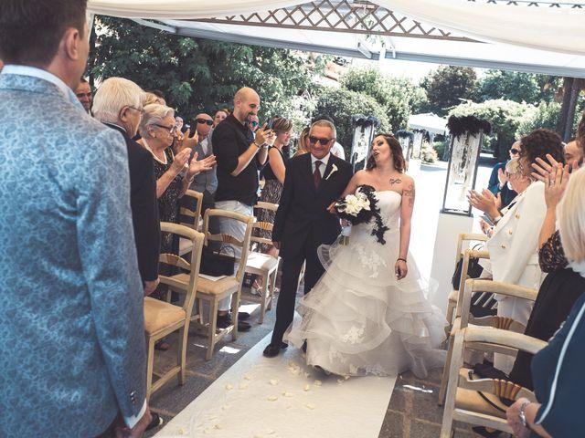 Il matrimonio di Mauro e Jessica a Brusaporto, Bergamo 18