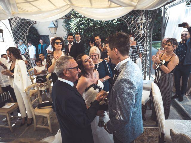 Il matrimonio di Mauro e Jessica a Brusaporto, Bergamo 19