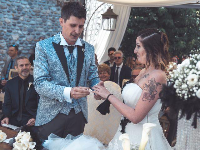 Il matrimonio di Mauro e Jessica a Brusaporto, Bergamo 20