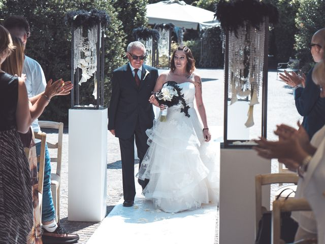Il matrimonio di Mauro e Jessica a Brusaporto, Bergamo 25