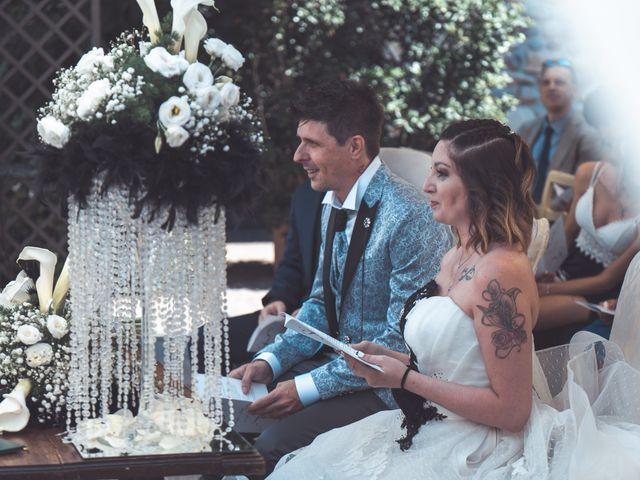 Il matrimonio di Mauro e Jessica a Brusaporto, Bergamo 26