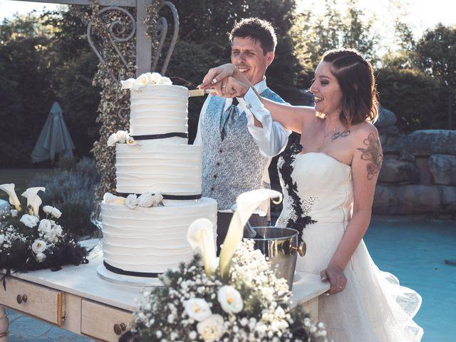 Il matrimonio di Mauro e Jessica a Brusaporto, Bergamo 31