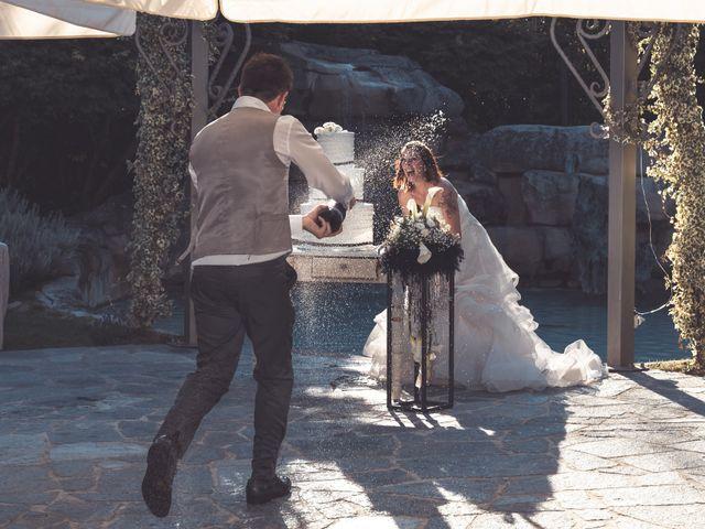 Il matrimonio di Mauro e Jessica a Brusaporto, Bergamo 33
