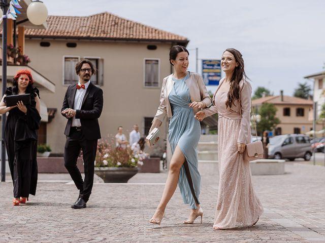 Il matrimonio di Marco e Alessandra a Azzano Decimo, Pordenone 21