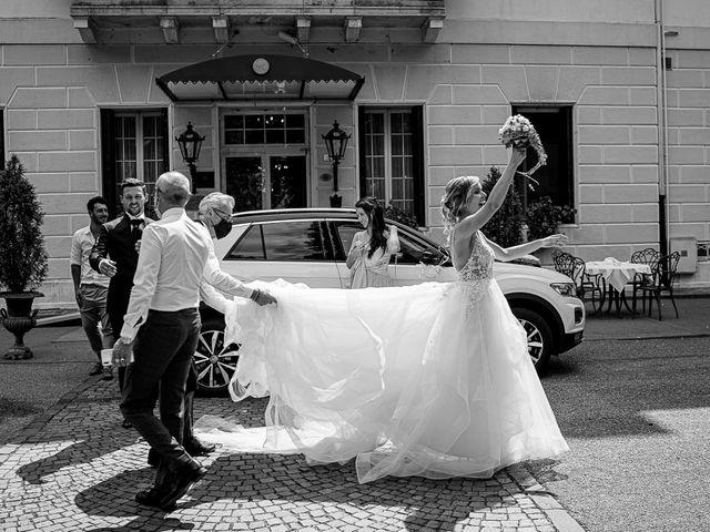 Il matrimonio di Marco e Alessandra a Azzano Decimo, Pordenone 32