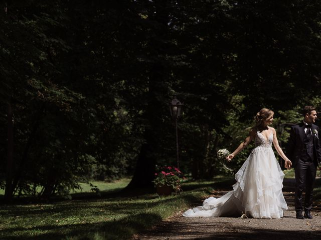 Il matrimonio di Marco e Alessandra a Azzano Decimo, Pordenone 35