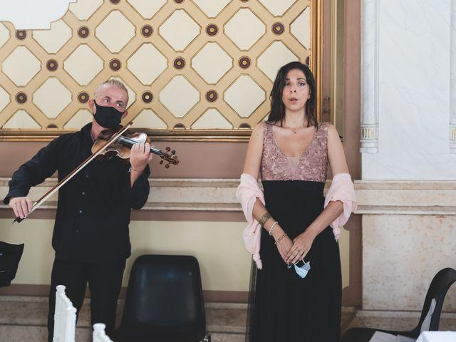 Il matrimonio di Matteo e Rita a Cagliari, Cagliari 55