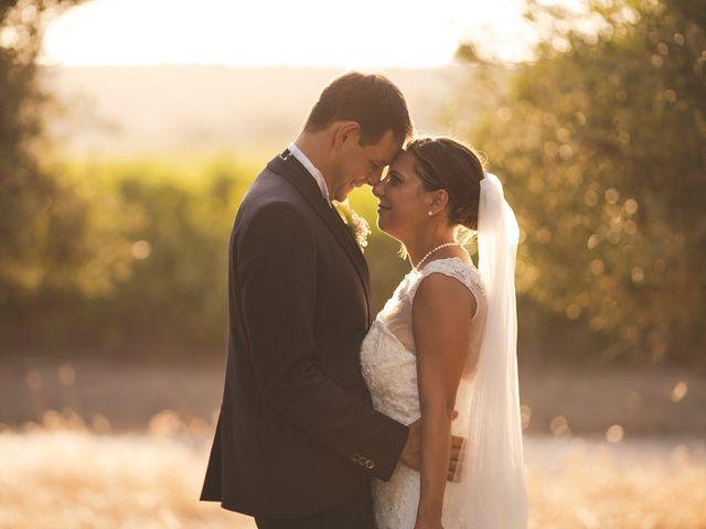 Le nozze di Rita e Matteo