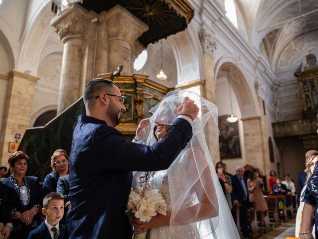 Le nozze di Mina e Paky
