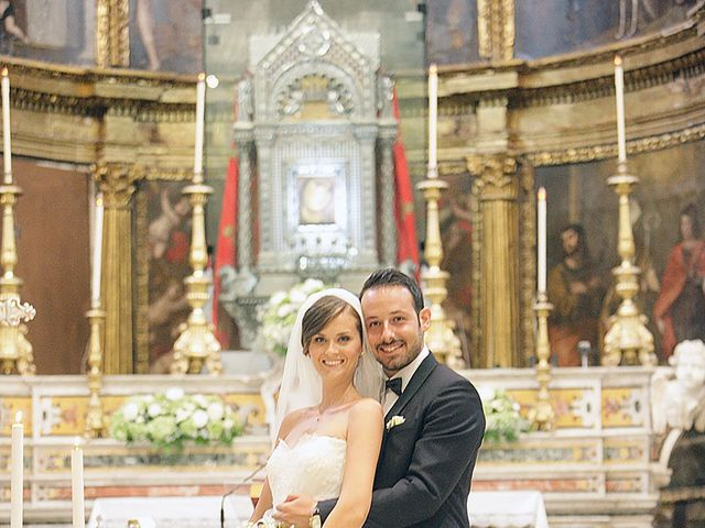 Il matrimonio di Viola e Flavio a Barletta, Bari 9